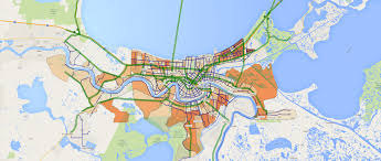 New Orleans Flood Zone Map by New Orleans To Improve Disaster Planning