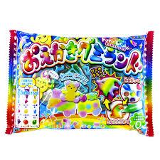 kracie popin cookin diy candy kit u2013 oekaki gummy land 11street