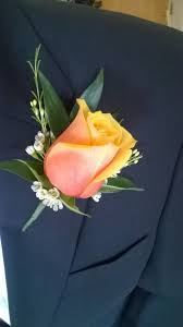 Boutonniere Flower Diy Flower Boutonniere 9 Steps With Pictures