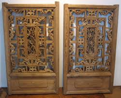 wood lattice wall carved wooden lattice panels graber found