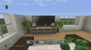 minecraft xbox modern house building with city texture pack part