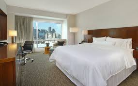 Guest Room With Twin Beds by Cityview Rooms The Westin Boston Waterfront