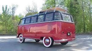 1966 volkswagen microbus 134747 1958 volkswagen deluxe microbus youtube
