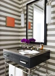 Striped Wallpaper Bathroom Best 25 Striped Wallpaper Ideas On Pinterest Striped Wallpaper