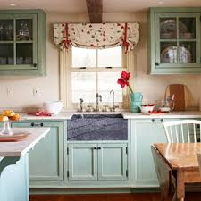 Green Kitchen Cabinets Seafoam Green Cabinets Mf Cabinets