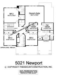 new home layouts 5021 newport ave bethesda new home for sale duvall new home