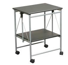 Under Desk Printer Stand With Wheels Articles With Under Desk Printer Stand Ikea Tag Excellent Under
