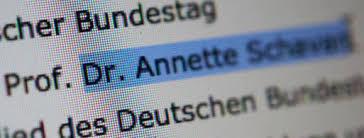 Dr. Wolfgang Gündel aus Greiz: Schavans Glaubwürdigkeit beschädigt - 006C30FB_B0F44A18AE2DBC372569E7A4A53C1469