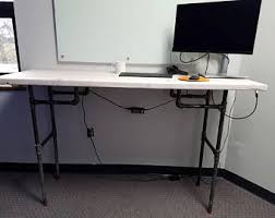 stand up desk etsy