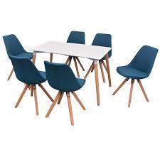 Esszimmertisch Blau Esstische Von Vidaxl Und Andere Tische Für Esszimmer Online