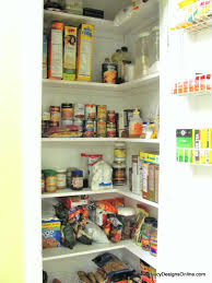 Diy Kitchen Pantry Ideas by Kitchen Pantry Makeover Diy Installing Wood Wrap Around Shelving