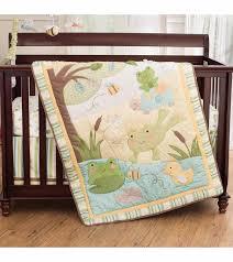 Unisex Crib Bedding Sets S 4 Crib Bedding Set In The Pond
