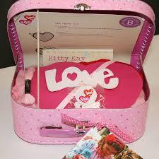 heart or dog craft kit gift box christmas gift by kitty kay