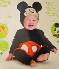 2t Mickey Mouse Halloween Costume Disney Mickey Mouse Halloween Costume Piece Toddler Baby Boy