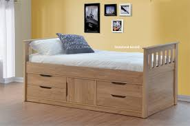 bedroom twin size captains bed twin captains bed with storage