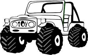 Jeep Png Black And White Transparent Png Images Pluspng