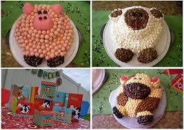 farm animal cakes u2022 celebration shoppe