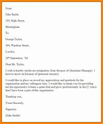 doc 694951 resignation letter sample in word u2013 18 photos of