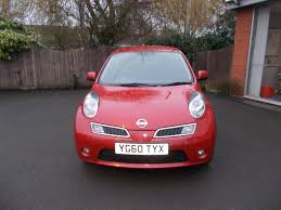nissan micra convertible pink used 2010 nissan micra n tec dci 5dr for sale in hereford