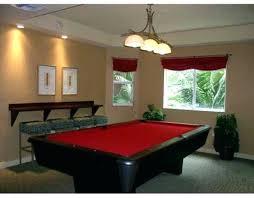pool room decor pool table room ideas glassnyc co