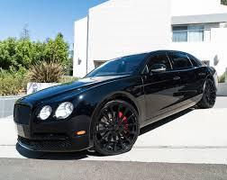 custom bentley flying spur bentley flying spur forgiato f2 15 m