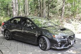 green subaru wrx 2017 subaru wrx sport tech review doubleclutch ca