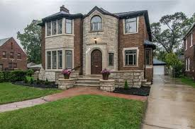detroit homes neighborhoods architecture and real estate