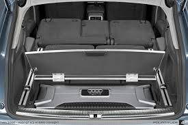 audi q7 6 seat configuration seven seat audi q7 open for order in uk including s line