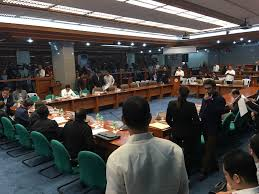 Committee by Senate Committee Resumes Probe On Bi Bribery Scandal Inquirer News