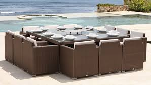 Design Pacific  Seater Dining Set Buy Online At LuxDeco - Skyline outdoor furniture