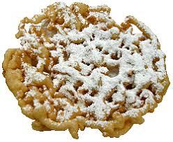 funnel cakes pretzels