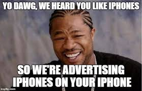 Iphone Meme App - apple pushes iphone 6s upgrades with annoying app store popup ads