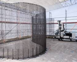 Robotic Wall Rob Arch 2018 Robotic Fabrication In Architecture Art And Design