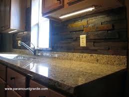kitchen countertop and backsplash combinations cool countertop backsplash combinations kitchen granite f running