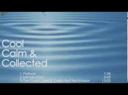calm cool collected cool calm collected the technique by jevon dängeli youtube