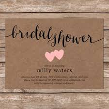 Words For Bridal Shower Invitation Rustic Chic Bridal Shower Invitations Vertabox Com