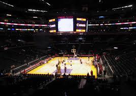 Staples Center Seating Map Staples Center