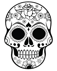 100 scary halloween coloring pictures print scary