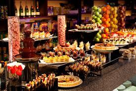 christmas dessert buffet mandarin orchard three restaurant christmas buffet menu