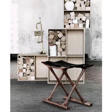 ole wanscher egyptian folding stool carl hansen modern