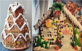 christmas gingerbread house christmas gingerbread houses cake magazine