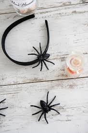 minute halloween spider headband