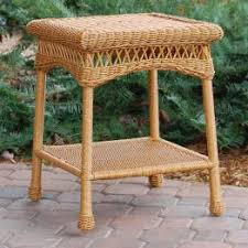 Southwest Outdoor Furniture by Tortuga Outdoor Wicker Tables Wicker Com