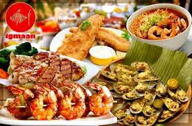 Eat All You Can Buffet by 42 Off Igmaan Restaurant U0027s Seafood Buffet Promo In Pasay