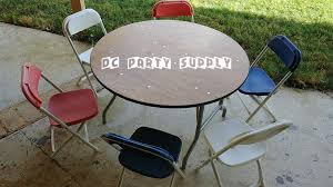 table rentals dc party rentals moreno valley ca white folding chairs or