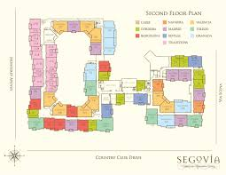 floor plans u2013 oakmont of segovia