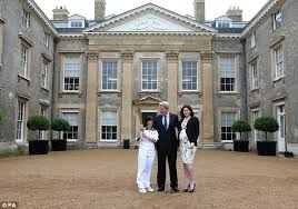 karen spencer countess spencer a new cousin for harry and william earl spencer u0027s third wife is