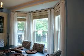 kitchen bay window curtain ideas kitchen bay window curtain ideas drapery ideas for dining room