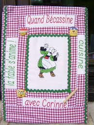 cahier cuisine cahier de recettes corinne suit fil bécassine cahier et