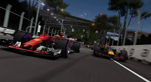 f1 2017 official game website